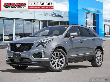 2020 Cadillac XT5 Sport (Stk: 86858) in Exeter - Image 1 of 27