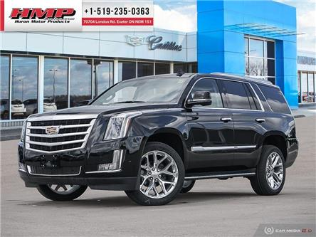 2020 Cadillac Escalade Luxury (Stk: 86432) in Exeter - Image 1 of 27
