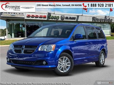 2020 Dodge Grand Caravan Premium Plus (Stk: N20105) in Cornwall - Image 1 of 23