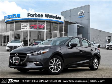 2018 Mazda Mazda3 GS (Stk: T6749B) in Waterloo - Image 1 of 23