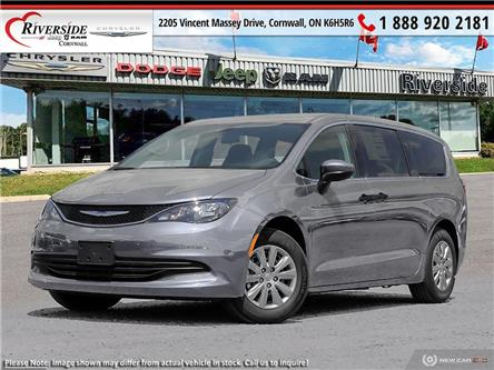 2020 Chrysler Pacifica L (Stk: N20029) in Cornwall - Image 1 of 21
