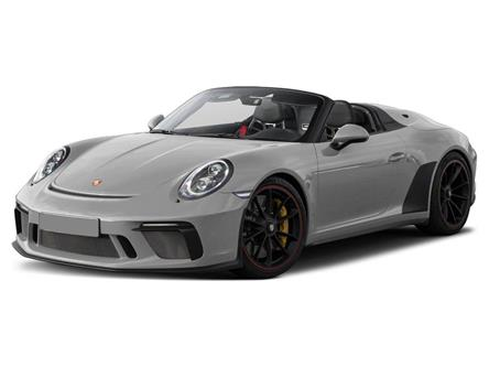 2019 Porsche 911 Speedster (Stk: 62989) in Ottawa - Image 1 of 3