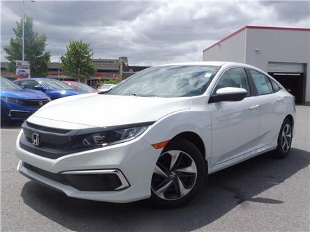 2020 Honda Civic LX (Stk: 20-0049) in Ottawa - Image 1 of 23