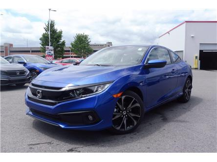2020 Honda Civic Sport (Stk: 20-0471) in Ottawa - Image 1 of 22
