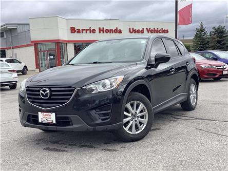 2016 Mazda CX-5 GX (Stk: U16451) in Barrie - Image 1 of 30