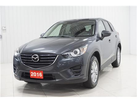 2016 Mazda CX-5 GX (Stk: P5857) in Sault Ste. Marie - Image 1 of 18