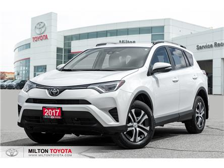 2017 Toyota RAV4 LE (Stk: 618972A) in Milton - Image 1 of 18