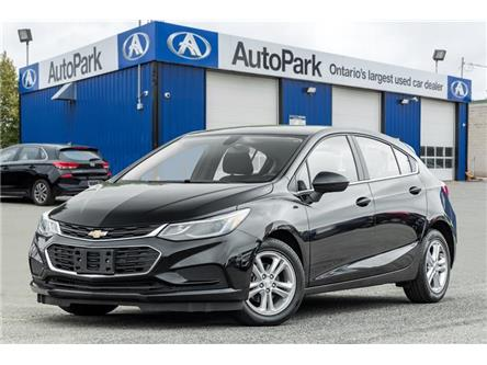 2018 Chevrolet Cruze LT Auto (Stk: 18-27859T) in Georgetown - Image 1 of 19