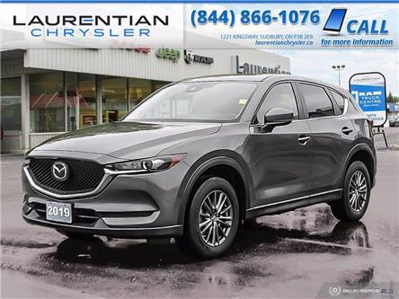 2019 Mazda CX-5 GS (Stk: P0106) in Sudbury - Image 1 of 29