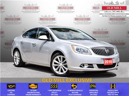 2016 Buick Verano Leather (Stk: 173956U) in Toronto - Image 1 of 27