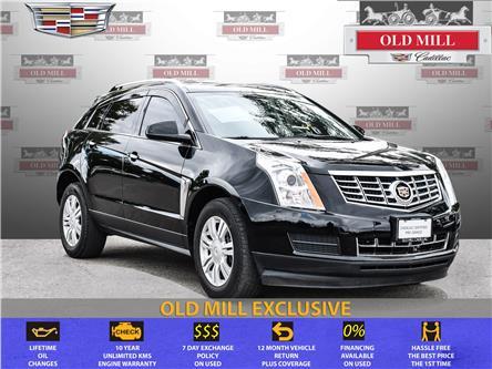 2014 Cadillac SRX Luxury (Stk: 653464U) in Toronto - Image 1 of 28