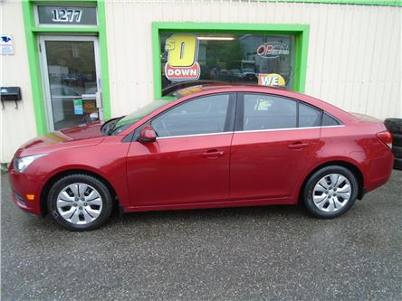 2014 Chevrolet Cruze 1LT (Stk: ) in Sudbury - Image 1 of 6