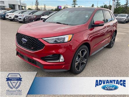 2020 Ford Edge ST (Stk: L-446) in Calgary - Image 1 of 6