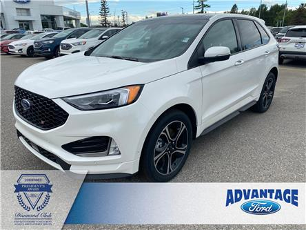 2020 Ford Edge ST (Stk: L-453) in Calgary - Image 1 of 7