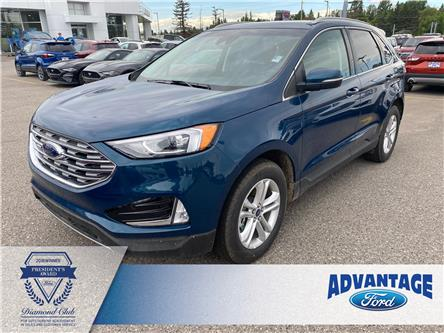2020 Ford Edge SEL (Stk: L-554) in Calgary - Image 1 of 6