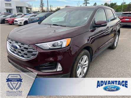 2020 Ford Edge SEL (Stk: L-555) in Calgary - Image 1 of 6
