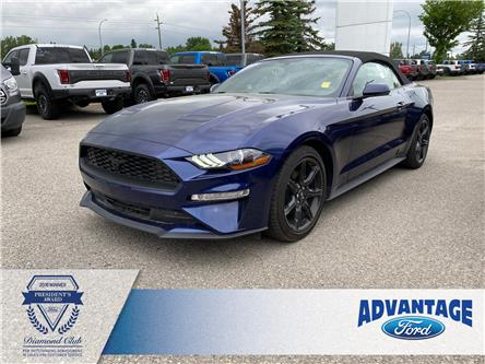 2019 Ford Mustang EcoBoost Premium (Stk: 5678) in Calgary - Image 1 of 23