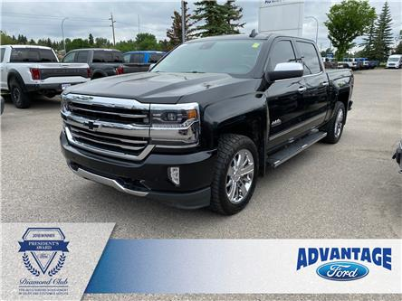 2017 Chevrolet Silverado 1500 High Country (Stk: T23285A) in Calgary - Image 1 of 25