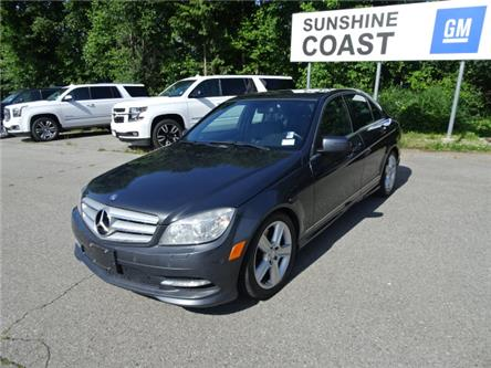 2011 Mercedes-Benz C-Class Base (Stk: TL257919A) in Sechelt - Image 1 of 16