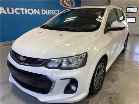 2017 Chevrolet Sonic LT Auto (Stk: 137674) in Lower Sackville - Image 1 of 17