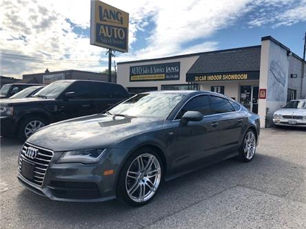 2012 Audi A7 Premium Plus (Stk: ) in Etobicoke - Image 1 of 27