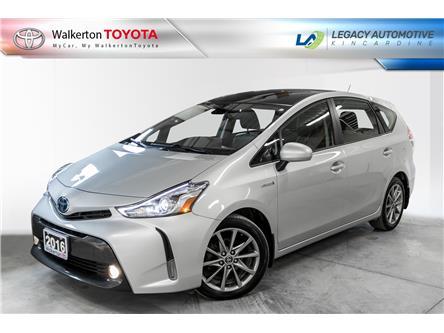 2016 Toyota Prius v Base (Stk: PL066) in Walkerton - Image 1 of 17