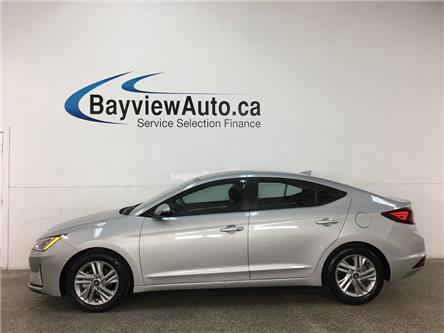 2020 Hyundai Elantra Preferred w/Sun & Safety Package (Stk: 36697W) in Belleville - Image 1 of 30