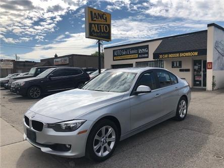 2013 BMW 328i xDrive (Stk: ) in Etobicoke - Image 1 of 21