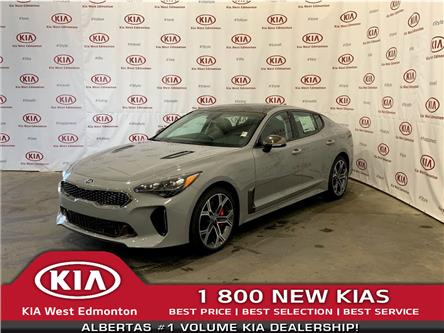 2020 Kia Stinger GT (Stk: 22427) in Edmonton - Image 1 of 35