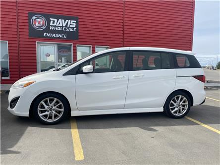 2013 Mazda Mazda5 GT (Stk: 7405) in Lethbridge - Image 1 of 10
