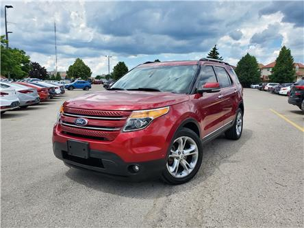 2013 Ford Explorer Limited (Stk: 94664) in London - Image 1 of 5