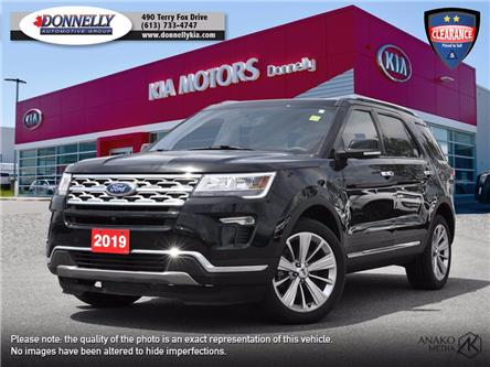 2019 Ford Explorer Limited (Stk: KUR2338) in Kanata - Image 1 of 30