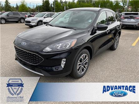 2020 Ford Escape SEL (Stk: L-058) in Calgary - Image 1 of 6