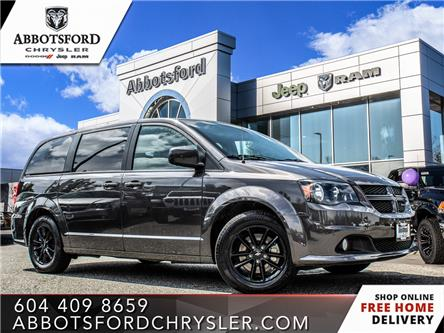 2019 Dodge Grand Caravan GT (Stk: AB1094) in Abbotsford - Image 1 of 22