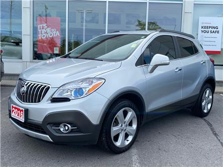 2016 Buick Encore Convenience (Stk: TW120A) in Cobourg - Image 1 of 21