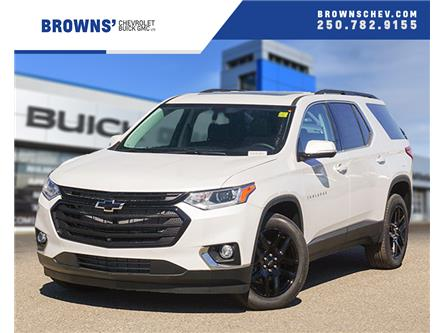 2020 Chevrolet Traverse 3LT (Stk: T20-1293) in Dawson Creek - Image 1 of 17