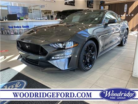 2020 Ford Mustang GT (Stk: L-19) in Calgary - Image 1 of 5