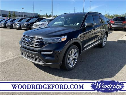 2020 Ford Explorer XLT (Stk: L-277) in Calgary - Image 1 of 5