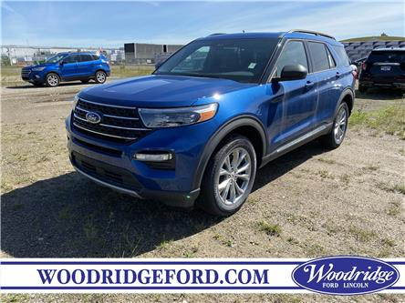 2020 Ford Explorer XLT (Stk: L-340) in Calgary - Image 1 of 7