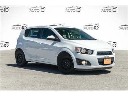 2015 Chevrolet Sonic LT Auto (Stk: 27534UJRXZ) in Barrie - Image 1 of 9