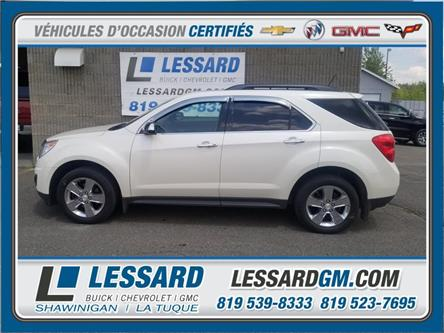 2015 Chevrolet Equinox 1LT (Stk: 19-834AL) in Shawinigan - Image 1 of 16