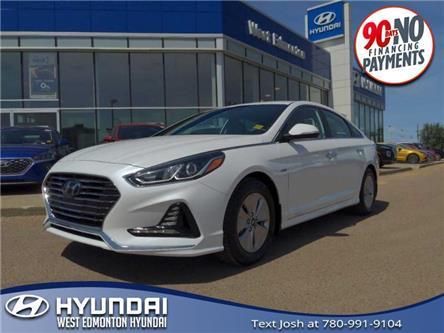 2018 Hyundai Sonata Hybrid GL (Stk: E5079) in Edmonton - Image 1 of 21