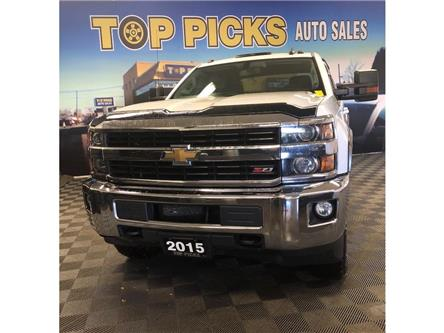 2015 Chevrolet Silverado 2500HD LT (Stk: 508354) in NORTH BAY - Image 1 of 27