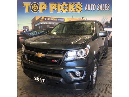 2017 Chevrolet Colorado Z71 (Stk: 201224) in NORTH BAY - Image 1 of 29