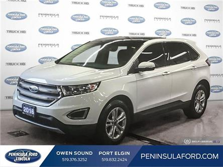 2016 Ford Edge SEL (Stk: 2042) in Owen Sound - Image 1 of 25