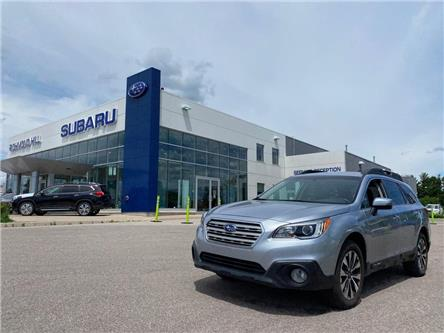 2016 Subaru Outback 2.5i Limited Package (Stk: LP0392) in RICHMOND HILL - Image 1 of 7