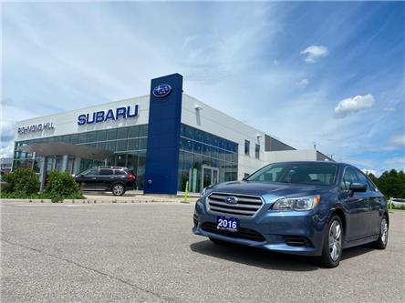 2016 Subaru Legacy 2.5i (Stk: LP0391) in RICHMOND HILL - Image 1 of 9
