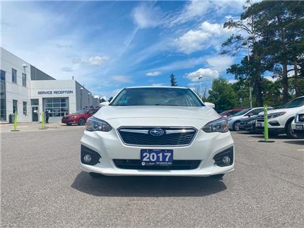 2017 Subaru Impreza Touring (Stk: P03923) in RICHMOND HILL - Image 1 of 7