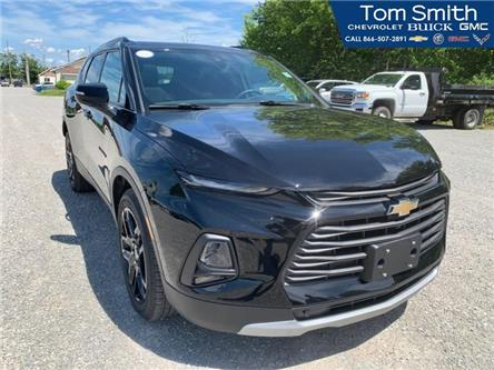 2019 Chevrolet Blazer 3.6 True North (Stk: 190437) in Midland - Image 1 of 10