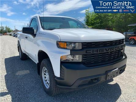 2020 Chevrolet Silverado 1500 Work Truck (Stk: 200179) in Midland - Image 1 of 9